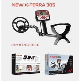 Металлоискатель Minelab X-Terra 305