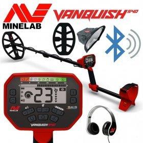 Металлодетектор Minelab VANQUISH 540