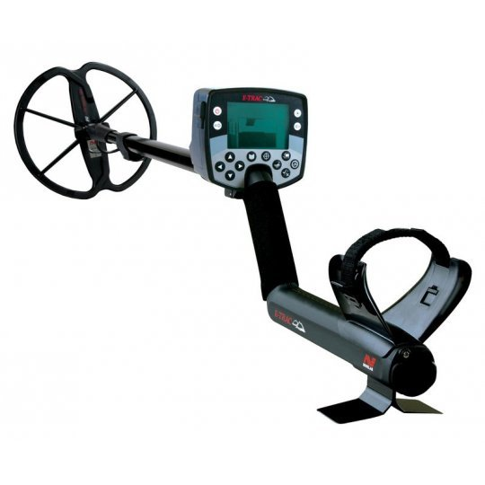Металлоискатель Minelab E-Trac (комплектация Pro)