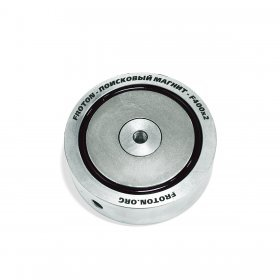 Двусторонний поисковый магнит F400x2